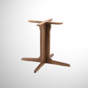 Holztischgestelle