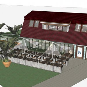 Terrassenkonzept Nordblick Kühlungsborn