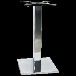 ITG Metalltisch Gestell verchromt