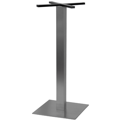 itg1013 tischgestell edelstahl geb rstet hoch gastro elements. Black Bedroom Furniture Sets. Home Design Ideas