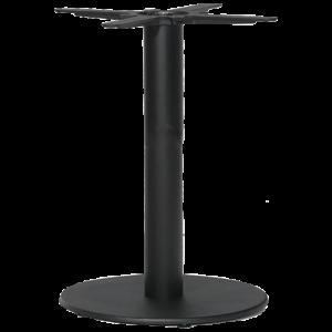 ITG  flach Tischgestell Gusseisen flaches Gestell