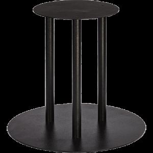 ITG Tischgestell drei Säulen Gusseisen