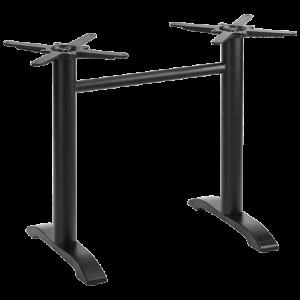 ITG Tischgestell Gusseisen zweibeinig