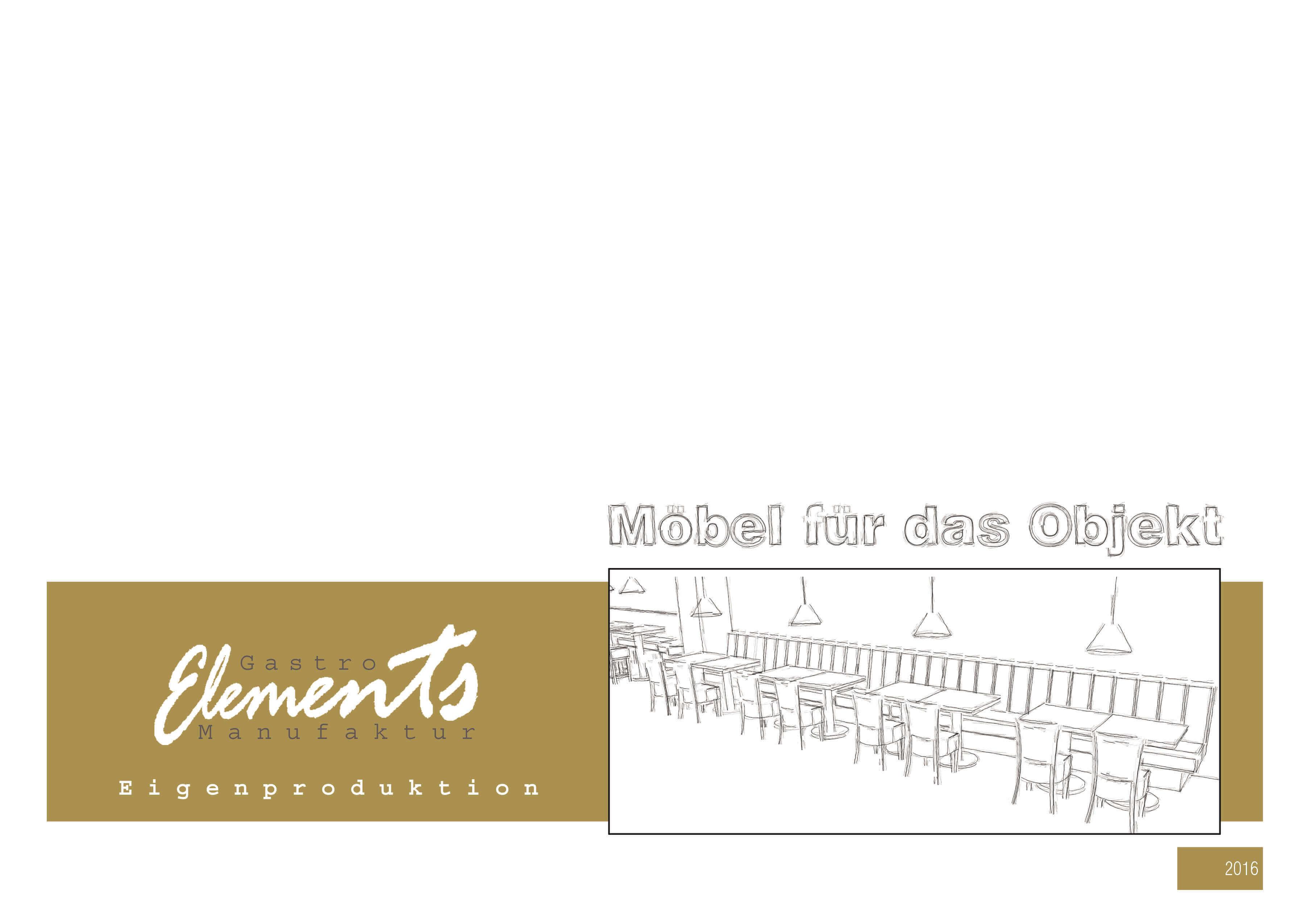 Download Katalog Möbel für das Objekt